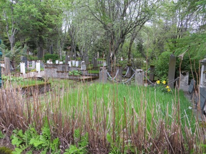 REYKJAVIK-Cemetery 014