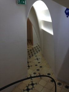 A View of some of Gaudi's work