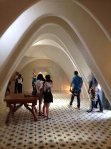 More Casa Battlo-Gaudi curves