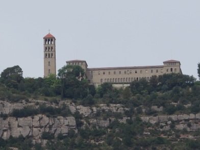 Monserrat with a long lens