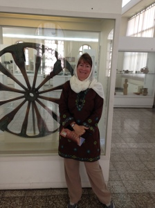 Visiting the Tehran Museum of History