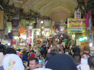 Tehran's Grand Bazaar
