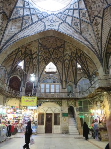 Inside the Bazaar