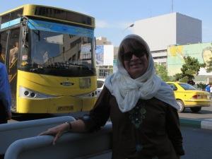 Me in Tehran