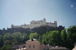 Trip Pic- Castel in Salzburg