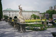Trip Pic- Gardens 2 Salzburg