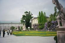 Trip Pic- Gardens in Salzburg
