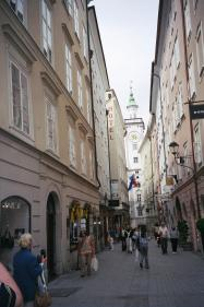 Trip Pic- Street in salzburg