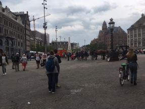 Amsterdam square